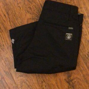 Colvin Inc. Black Shorts